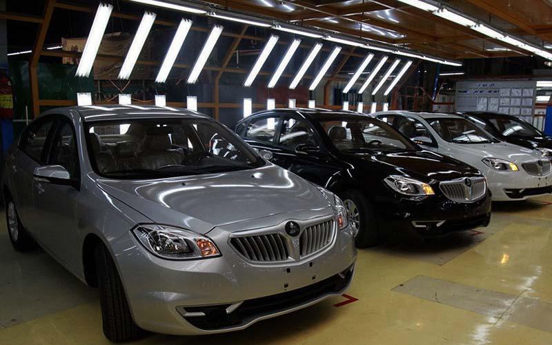 ۶ خودروی سابقا ارزان مونتاژی که حدود 200 میلیون هستند