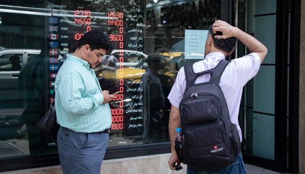 بازار ارز بعد از یک ماه کاهش قیمت (گزارش تصویری)