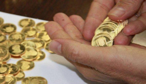 حباب سکه طلا ترکید
