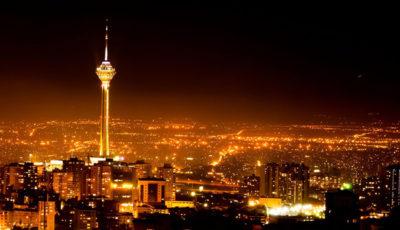 تحریم، مسکن تهران و محیطزیست