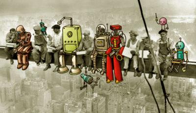 مسئله استعاره در محیط کار: ما انسان هستیم نه ماشین!