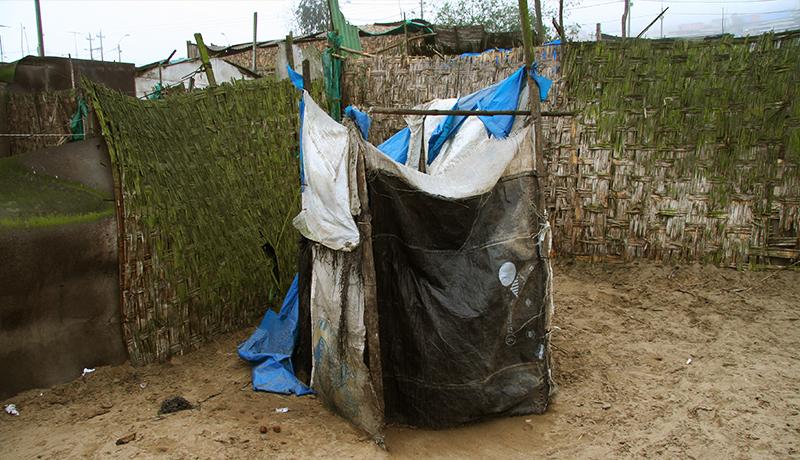 اقتصاد فقرا دستشویی بهداشت