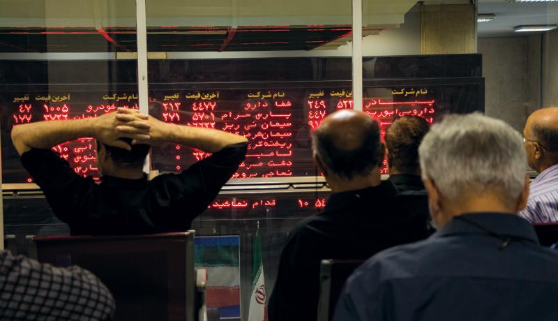 تاثیر خبر تحریم های پتروشیمی بر بورس تهران