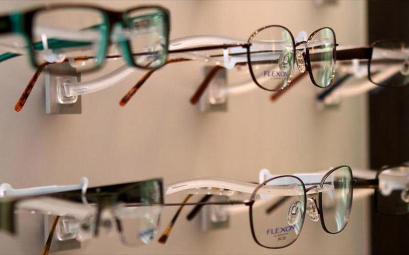 واردات ۱۴ تن قاب عینک در سال گذشته