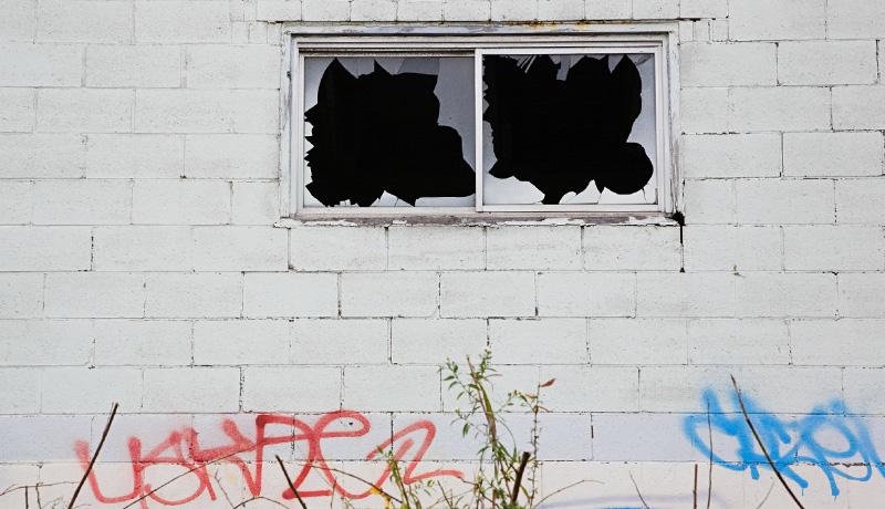 پنجره شکسته فرار سرمایه انسانی