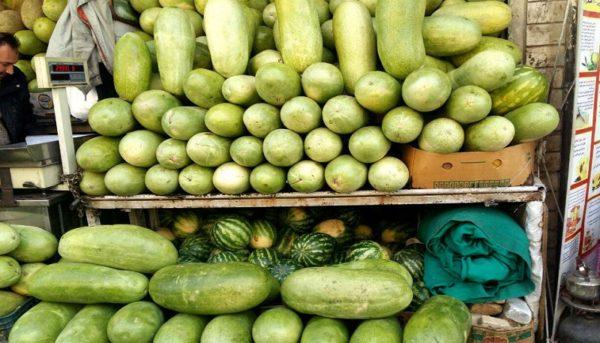 قیمت هندوانه یک ساله ۳ برابر شد / متورمترین محصولات کشاورزی (اینفوگرافیک)