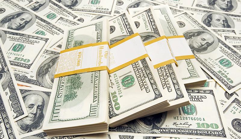 شاخص ارزی به کمترین قیمت از دی ۹۷ رسید / عوامل کاهش قیمت دلار