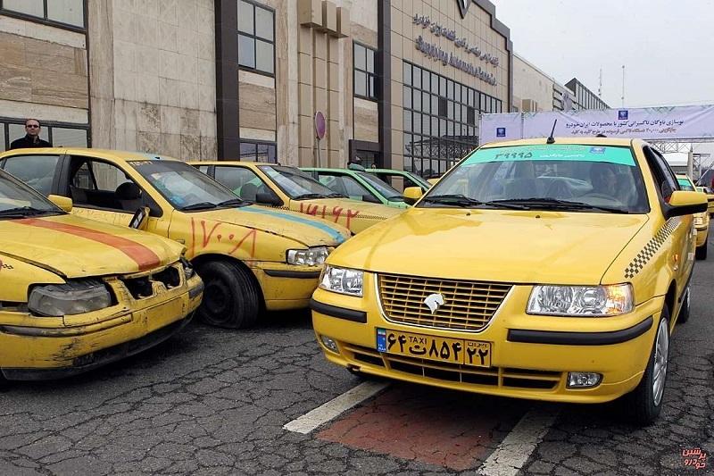 شروط فعالیت خودروهای فرسوده در استارتاپهای تاکسی آنلاین / ممنوعیت عضویت تاکسی با عمر بیشتر از 5 سال در کارپینو