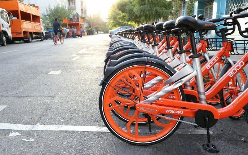 دوچرخههای پایتخت کجا رفت؟