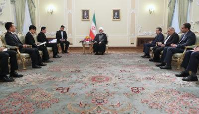 استقبال ایران از سرمایهگذاری و مشارکت چین در طرحهای توسعه