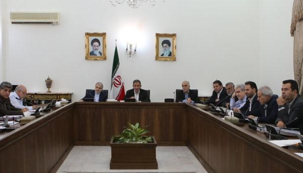 جلسه شورای اقتصاد(گزارش تصویری)