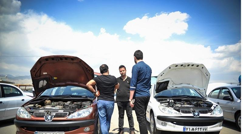 تعیین تکلیف ثبت قیمت خودرو در سایتها تا 10 روز آینده