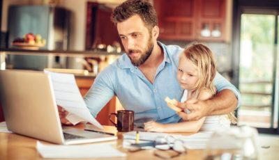 6 نکته کلیدی برای دورکاری در منزل