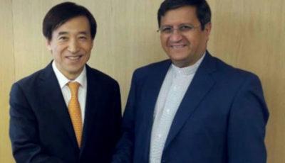 جزئیات مذاکره همتی با رئیس بانک مرکزی کره جنوبی