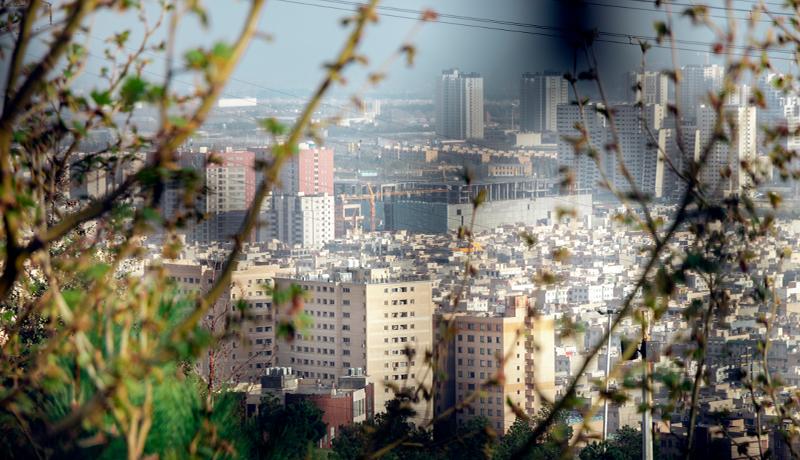 قیمت منطقه به منطقه خانه در تهران (اینفوگرافیک)