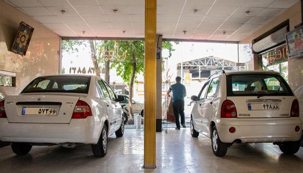 بازار خودروهای دست دوم رونق بیشتری میگیرد