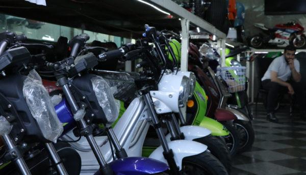 قیمت موتورسیکلت تا ٢٠٠ میلیون تومان