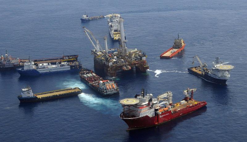 قیمت نفت بیش از یک درصد ارزان شد