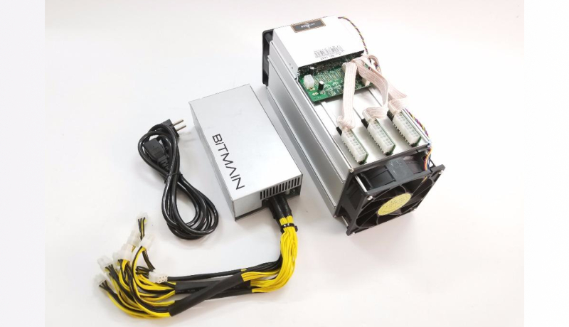 Antminer S9J with 1600w PowerSupply
