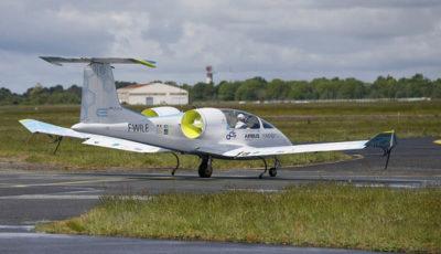 پرواز نخستین هواپیمای برقی از سال ۲۰۲۰