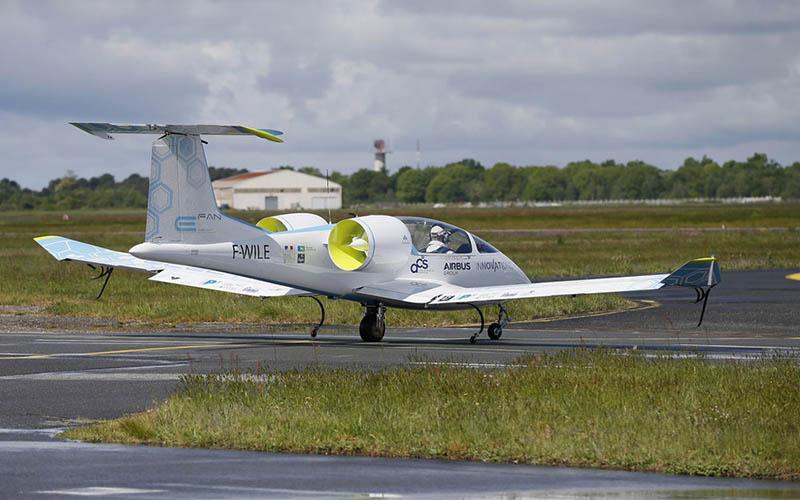 پرواز نخستین هواپیمای برقی از سال 2020