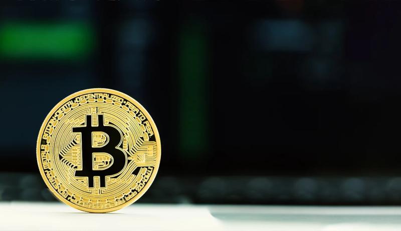 سکه طلایی بیتکوین
