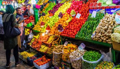 تورم ماهانه کالاها و خدمات خانوار به روایت یک اینفوگرافیک