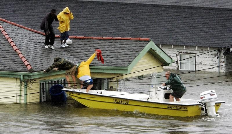 توفان کاترینا
