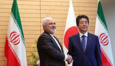 روایت بلومبرگ از دلایل سفر نخستوزیر ژاپن به ایران