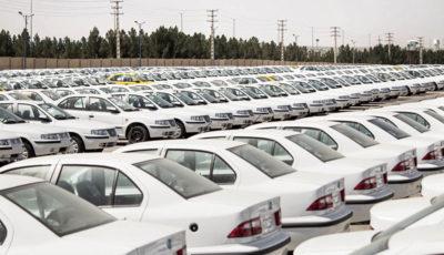 اطلاعات جدید از خودروهای ناقص در پارکینگ خودروسازان (پادکست)
