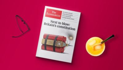بحران قانون اساسی در بریتانیا از نگاه اکونومیست
