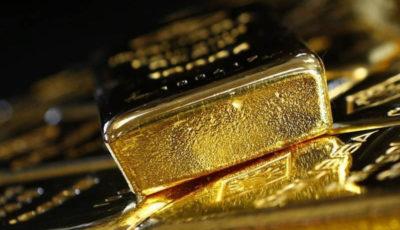 کاهش قیمت طلا برای چهارمین روز متوالی