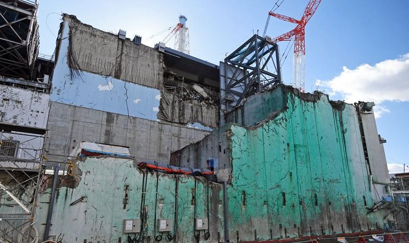 فاجعه فوکوشیما در ژاپن