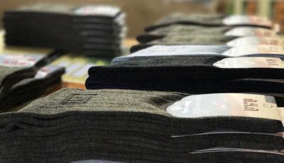 صادارت ۱.۵ میلیون دلاری جوراب نانو به کشورهای همسایه
