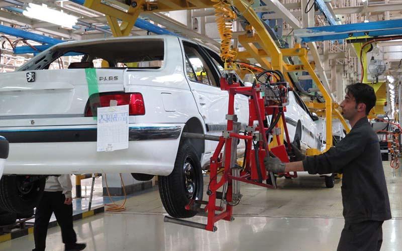 بحران در تولید خودروهای دوگانهسوز