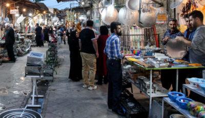 بازار قدیمی اما پررونق دزفول(گزارش تصویری)