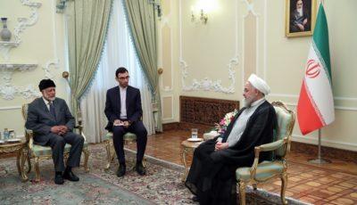 ایران آغازگر تنش با دیگران نخواهد بود / حضور نیروهای خارجی عامل اصلی تنش در منطقه است