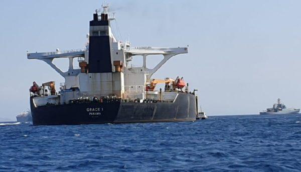 تمام ۴ پرسنل نفتکش ایرانی آزاد شدند