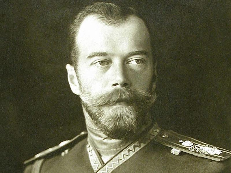 نیکولاس دوم روسیه