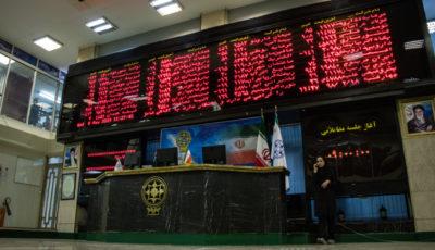 واکنش هیجانی بورس به سفر ظریف (اینفوگرافیک)