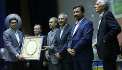 دریافت نشان سرآمدان روابط عمومی ایران توسط فست کلیک