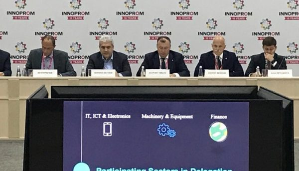 ۷۰ شرکت دانش بنیان ایرانی به روسیه رفتند / بزرگترین شبکه تجارت الکترونیک خاورمیانه در دست ایران