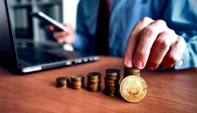 سکههای طلایی بیتکوین