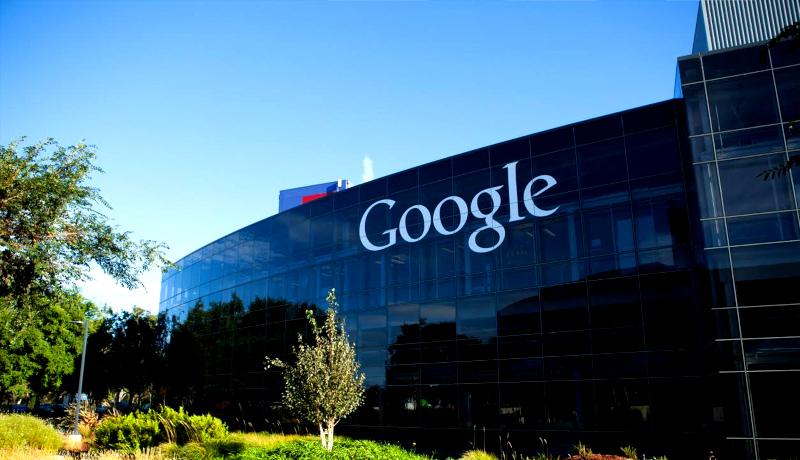 دفتر مرکزی گوگل