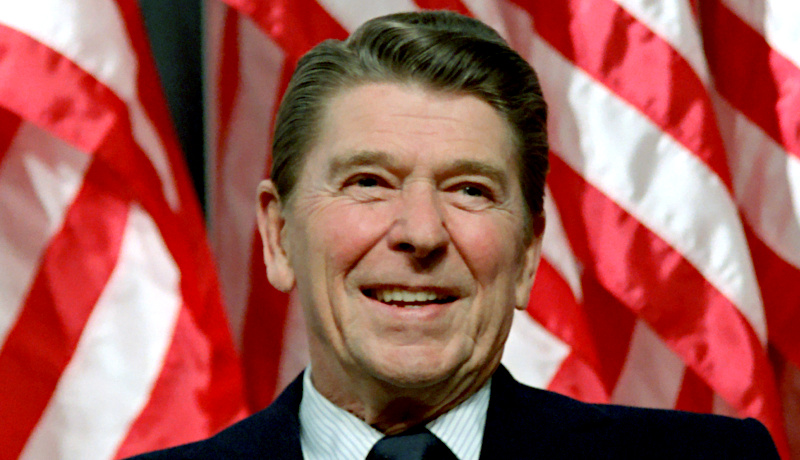رونالد ریگان Ronald Reagan