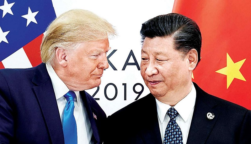 Image result for مذاکرات چین و آمریکا