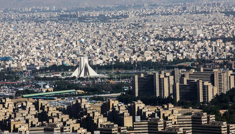 رشد قیمت خانه در تهران ۴ برابر کهگیلویه و بویر احمد / تورم مسکن در استانها (اینفوگرافیک)