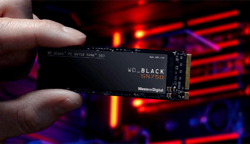 وسترن دیجیتال NVMe SSD