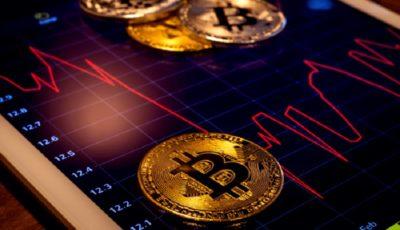 ارزش بیتکوین در هفته گذشته ۱۵ درصد ریخت