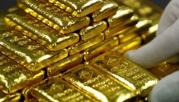 قیمت طلا به پایینترین سطح یک هفته اخیر رسید